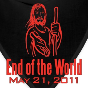 End of the World May 21, 2011 T-Shirts - Bandana