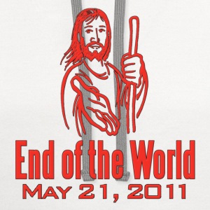 End of the World May 21, 2011 Kids' Shirts - Contrast Hoodie
