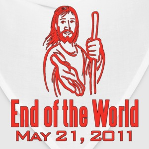 End of the World May 21, 2011 Kids' Shirts - Bandana