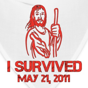 I Survived May 21, 2011 Hoodies - Bandana