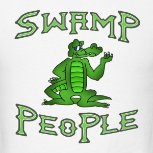 Swamp People Hoodies - Men's T-Shirt