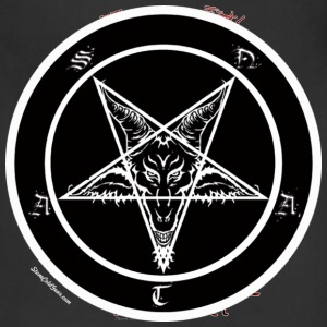 baphomet Hoodies - Adjustable Apron