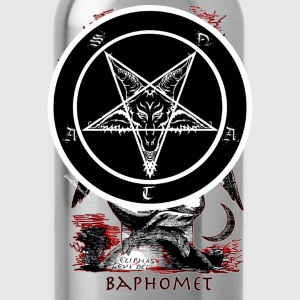 baphomet Hoodies - Water Bottle