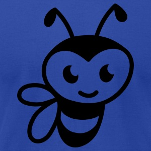 Sweet Bee Tanks - Men's T-Shirt by American Apparel