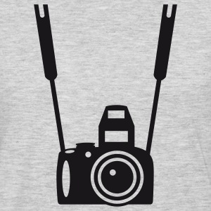 Photo Camera T-Shirts - Men's Premium Long Sleeve T-Shirt