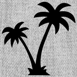 Palm trees T-Shirts - Snap-back Baseball Cap