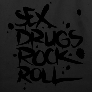 Sex Drugs Rock & Roll T-Shirts - Eco-Friendly Cotton Tote