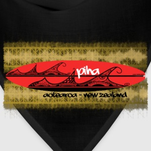 red board piha - Bandana