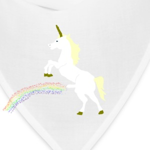 Urinating Unicorn - Bandana