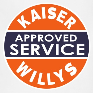 Kaiser Willys - Adjustable Apron