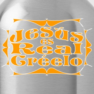 Jesús es Real - Water Bottle