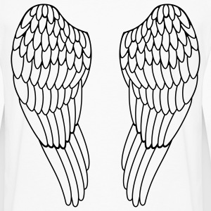Wings Women's T-Shirts - Men's Premium Long Sleeve T-Shirt