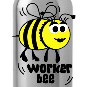Worker bee Women's T-Shirts - Water Bottle
