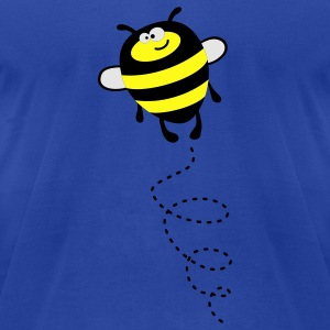 bumble bee Tanks - Men's T-Shirt by American Apparel