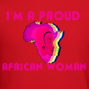 Proud African woman - Crewneck Sweatshirt