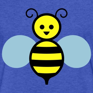 Bee Sweatshirts - Fitted Cotton/Poly T-Shirt by Next Level