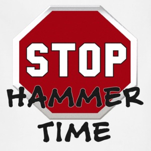 STOP Hammer Time T-Shirts - Adjustable Apron