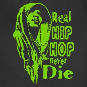 Real hip hop green T-Shirts - Adjustable Apron
