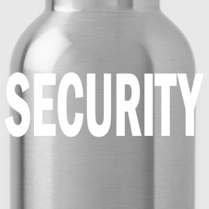 Women's S/S Security T-Shirt - Water Bottle