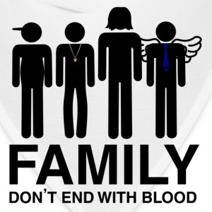 Family (light) T-Shirts - Bandana