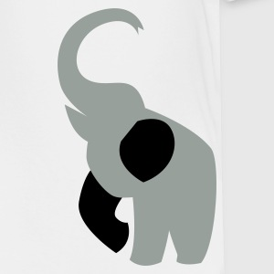 elephant with his trunk up good luck! Kids' Shirts - Toddler Premium T-Shirt
