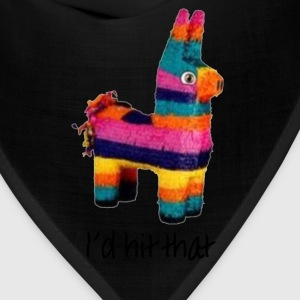 I'd Hit That (Pinata) T-Shirts - Bandana