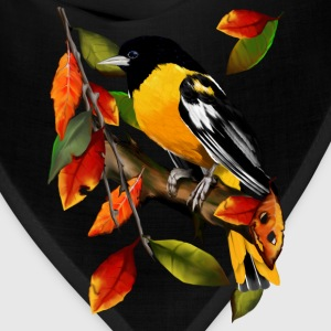 Oriole In Fall - Bandana