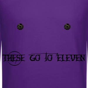 These Go to Eleven Women's T-Shirts - Crewneck Sweatshirt