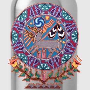 Huichol Design - Water Bottle