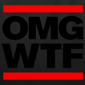 OMG WTF T-Shirts - Eco-Friendly Cotton Tote