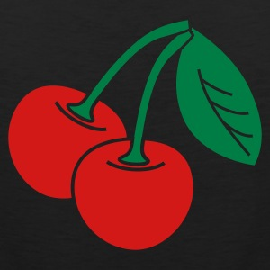 cherries v2_2_color - Men's Premium Tank