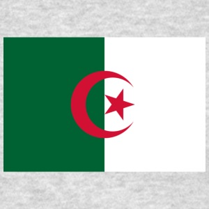 Algeria National Flag  - Men's T-Shirt
