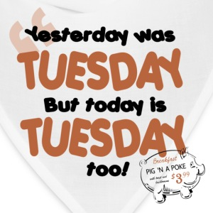 Tuesday T-Shirts - Bandana