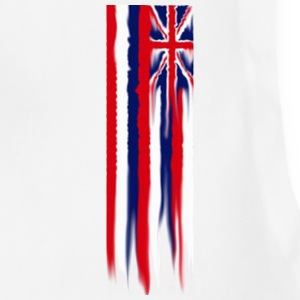 melting_flag T-Shirts - Adjustable Apron