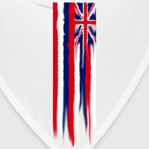 melting_flag T-Shirts - Bandana