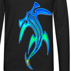 hammerhead T-Shirts - Men's Premium Long Sleeve T-Shirt