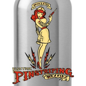 Painless Electric Pinstriping Shirt - Water Bottle