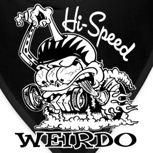 Hi Speed Weirdo Shirt - Bandana