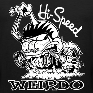 Hi Speed Weirdo Shirt - Men's Premium Tank