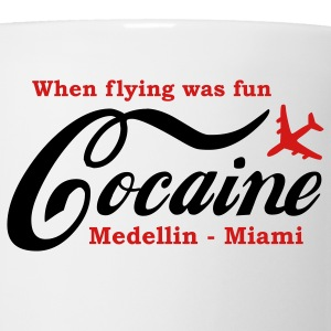 When flying was fun T-Shirts - Coffee/Tea Mug
