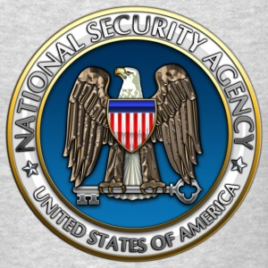 National Security Agency (NSA)  - Men's T-Shirt