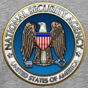 National Security Agency (NSA)  - Men's Premium T-Shirt