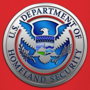 Department of Homeland Security (DHS) - Men's T-Shirt
