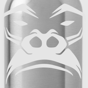 Gorilla, not very amused! T-Shirts - Water Bottle