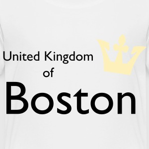 United Kingdom of Boston Kids' Shirts - Toddler Premium T-Shirt