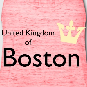 United Kingdom of Boston Bags  - Women's Flowy Tank Top by Bella