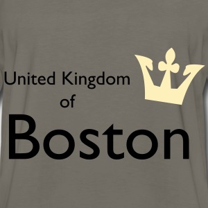 United Kingdom of Boston Bags  - Men's Premium Long Sleeve T-Shirt