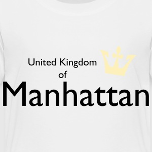 United Kingdom of Manhattan Kids' Shirts - Toddler Premium T-Shirt