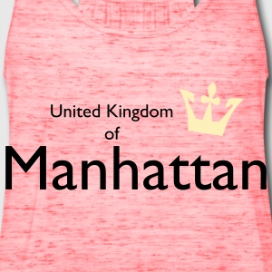 United Kingdom of Manhattan Bags  - Women's Flowy Tank Top by Bella