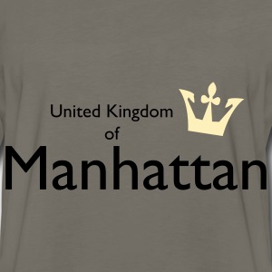 United Kingdom of Manhattan Bags  - Men's Premium Long Sleeve T-Shirt